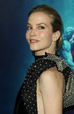 SYLVIA HOEKS at The Shape of Water Premiere in Los Angeles 11/15/2017