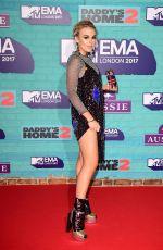 TALLIA STORM at 2017 MTV Europe Music Awards in London 11/12/2017
