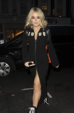TALLIA STORM at Nip and Fab Launch Party in London 11/14/2017