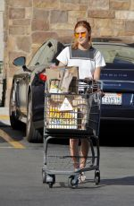 TALLULAH WILLIS Out Shopping in Los Angeles 11/28/2017