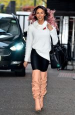 TALULAH EVE BROWN at ITV Studios in London 11/09/2017