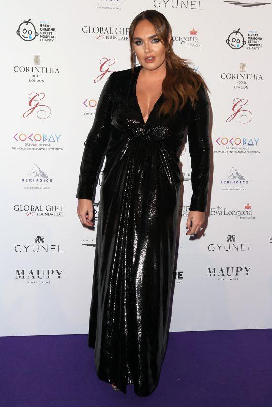 TAMARA ECCLESTONE at Global Gift Gala in London 11/18/2017