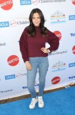 TAMMIN SURSOK at Mattel Party on the Pier in Santa Monica 11/05/2017