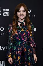 TARA LYNNE BARR at HFPA & Instyle Celebrate 75th Anniversary of the Golden Globes in Los Angeles 11/15/2017