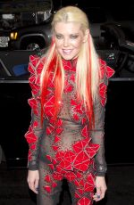 TARA REID at Treats! Magazine 7th Annual Halloween Party in Los Angeles 10/31/2017