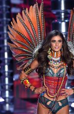 TAYLOR HILL at 2017 Victoria's Secret Fashion Show in Shanghai 11/20/2017