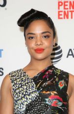 TESSA THOMPSON at 2018 Film Independent Spirit Awards Press Conference in Los Angeles 11/21/2017