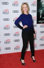 THORA BIRCH at The Disaster Artist Premiere at AFI Fest 2017 in Los Angeles 11/11/2017