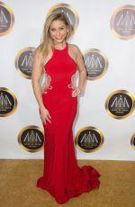TIFFANY ASHTON at 2017 Hollywood Music in Media Award in Los Angeles 11/17/2017
