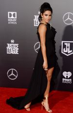 TIFFANY SMITH at Justice League Premiere in Los Angeles 11/13/2017