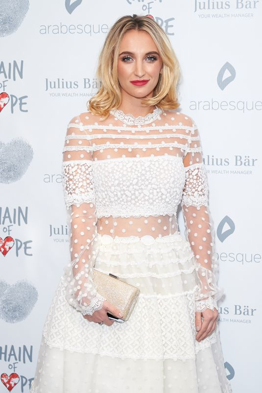 TIFFANY WATSON at Chain of Hope Gala in London 11/17/2017