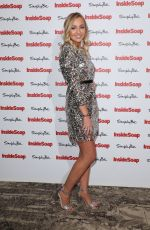 TILLY KEEPER at Inside Soap Awards 2017 in London 11/06/2017