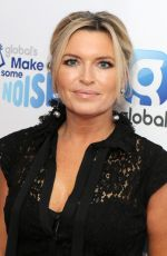 TINA HOBLEY at Make Some Noise Night in London 11/23/2017
