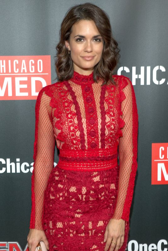 TORREY DEVITTO at 3rd Annual NBC One Chicago Party in Chicago 10/31/2017