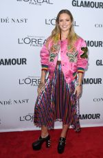 TOVE LO at Glamour Women of the Year Summit in New York 11/13/2017