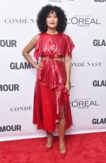 TRACEE ELLIS ROSS at Glamour Women of the Year Summit in New York 11/13/2017