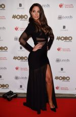 TULISA CONTOSTAVLOS at 2017 The Mobo Awards in Leeds 11/29/2017