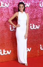 TYLA CARR at ITV Gala Ball in London 11/09/2017
