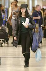 VANESSA MARANO at Los Angeles International Airport 11/29/2017