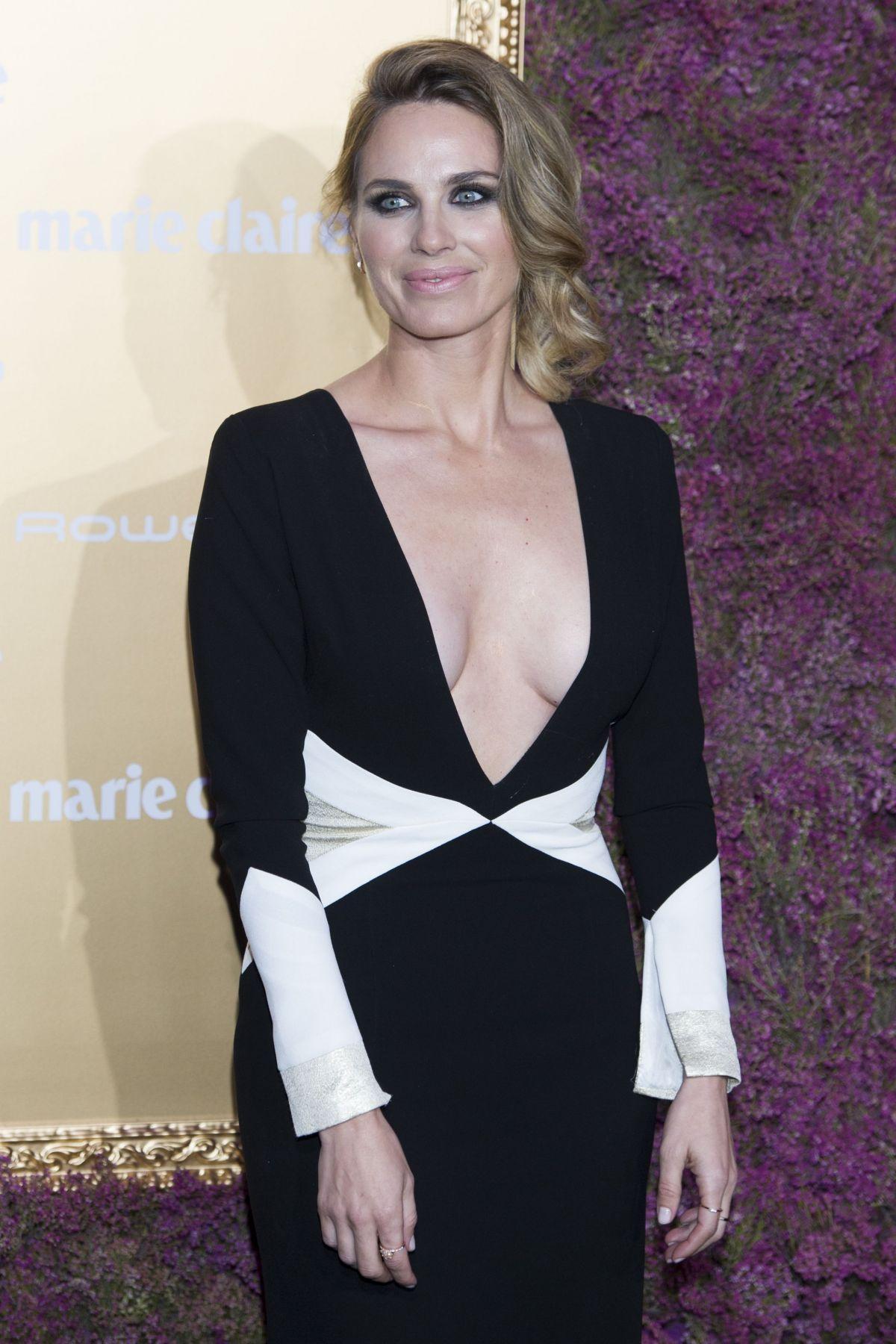 VANESSA ROMERO At Marie Claire Prix De La Moda Awards In
