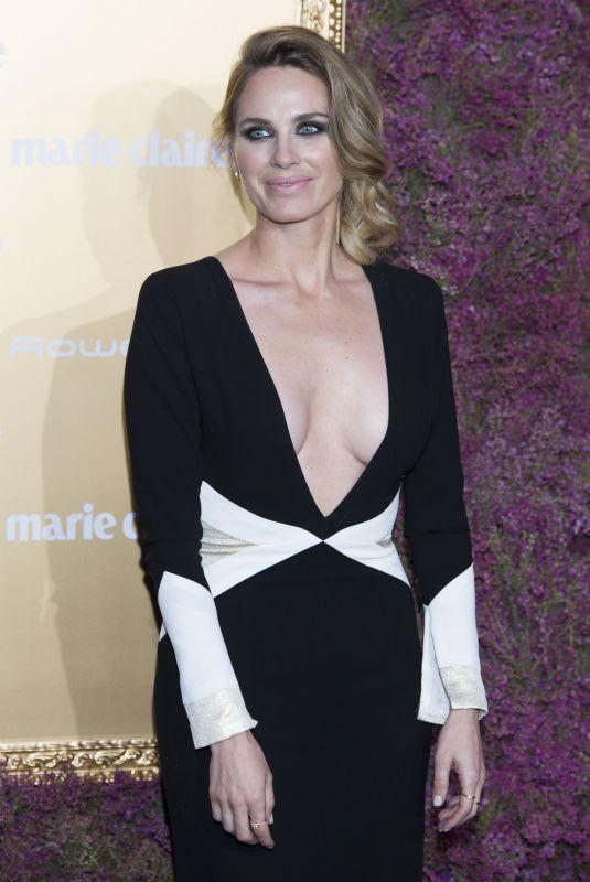 VANESSA ROMERO at Marie Claire Prix De La Moda Awards in Madrid 11/07/2017