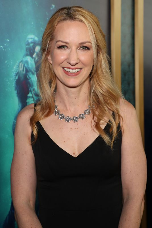 VANESSA TAYLOR at The Shape of Water Premiere in Los Angeles 11/15/2017