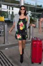 VANESSA WHITE Arrives at I'm a Celebrity… Get Me Out of Here! TV Show in Brisbane 11/12/2017