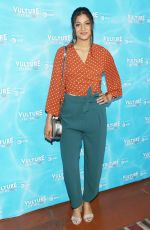 VELLA LOVELL at Crazy Ex-girlfriend 100th Song Celebration Ssing-a-long at Vulture Festival in Los Angeles 11/19/2017