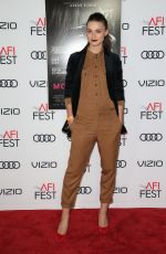 VERANIKA IRBIS at Molly's Game Premiere at AFI Fest 2017 in Hollywood 11/16/2017