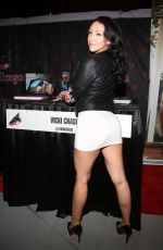 VICKI CHASE at Exxxotica Expo 2017 in New Jersey 11/03/2017