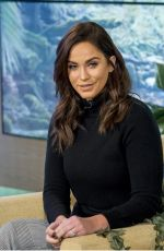 VICKY PATTISON at This Morning Show in London 11/20/2017