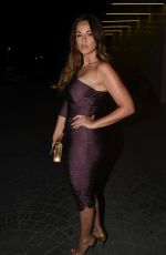 VICKY PATTISON Night Out in Spain 11/07/2017