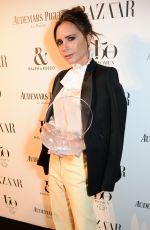 VICTORIA BECKHAM at Harper's Bazaar Women of the Year Awards in London 11/02/2017