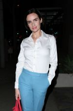 VICTORIA SUMMER at Catch LA in West Hollywood 11/03/2017