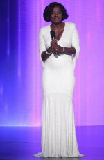 VIOLA DAVIS at American Music Awards 2017 at Microsoft Theater in Los Angeles 11/19/2017