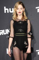 VIRGINIA GARDNER at Runaways Premiere in Los Angeles 11/16/2017