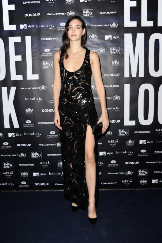 VITTORIA CERETTI at 34th Elite Model Look World Final in Milan 11/29/2017