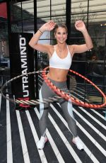 VOGUE WILLIAMS Announced as Ambassador for Nutramino Sports Nutrition Brand in Dublin 11/28/2017