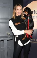 VOGUE WILLIAMS at Natural Therapy Party in London 11/16/2017