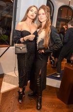 XENIA TCHOUMITCHEVA at Nicholas Kirkwood Presents Eva Fehren in London 11/09/2017