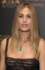 YASMIN LE BON at Leopard Awards in Aid of the Prince's Trust in London 11/15/2017