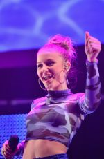 ZARA LARSSON Performs at Key 103 Live 2017 in Manchester 11/09/2017