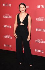 ZELDA WILLIAMS at Sag-Aftra Foundation Patron of the Artists Awards in Beverly Hills 11/09/2017