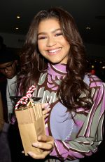 ZENDAYA COLEMAN at Bloomingdale