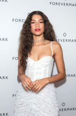 ZENDAYA COLEMAN at Forevermark NYC Event 11/07/2017