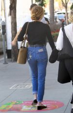ZOEY DEUTCH Out for Lunch in Beverly Hills 11/27/2017