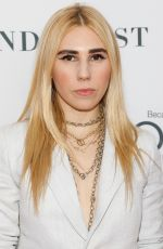 ZOSIA MAMET at Glamour Women of the Year Summit in New York 11/13/2017
