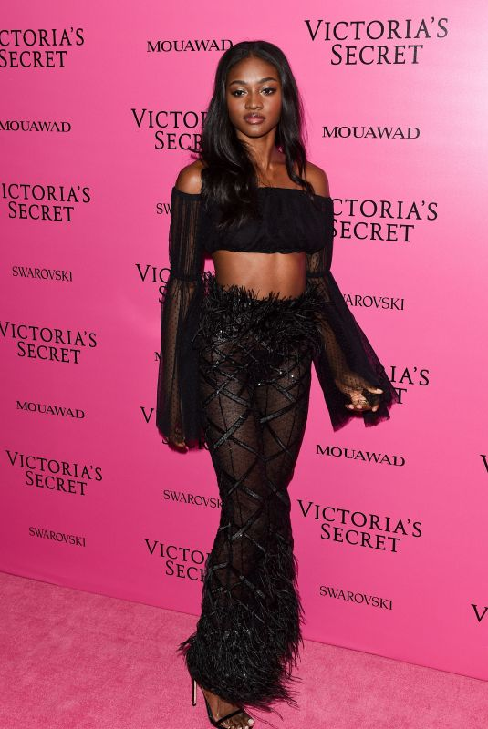 ZURI TIBBY at 2017 VS Fashion Show After Party in Shanghai 11/20/2017