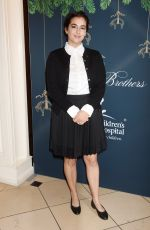 ALANNA MASTERSON at Brooks Brothers Holiday Celebration with St Jude Children's Research Hospital in Beverly Hills 12/02/2017