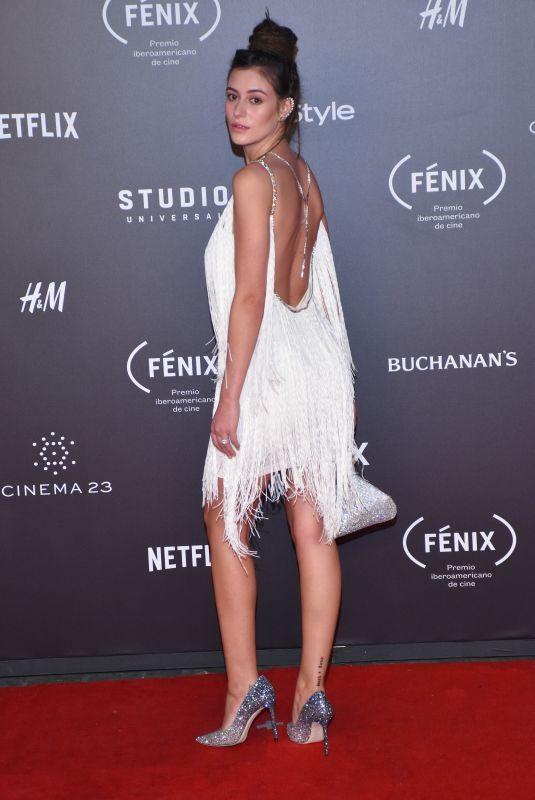 ALEJANDRA GUILMANT at Fenix Film Awards in Mexico City 12/06/2017
